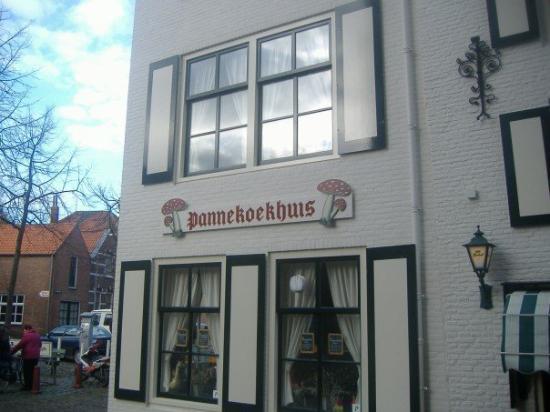 มิดเดลเบิร์ก, เนเธอร์แลนด์: Pancake house!