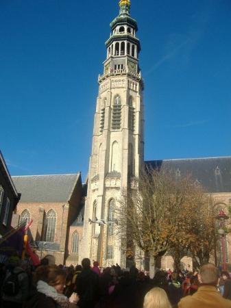 Abbey Tower of Long John (Abdijtoren de Lange Jan): Just looks like a normal tower.....