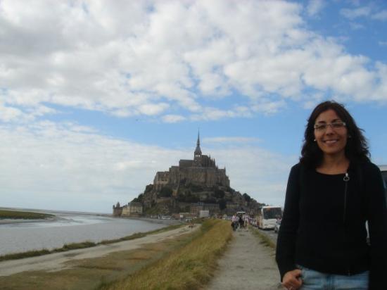 Mont-Saint-Michel, ฝรั่งเศส: Mágico lugar, Mont Saint Michel, al norte de Francia