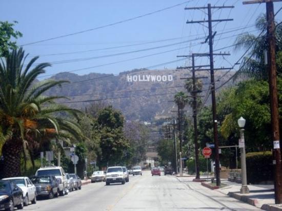 Hollywood ภาพถ่าย