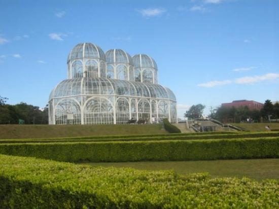 กูรีตีบา: Recorriendo Curitiba - Jardín Botánico