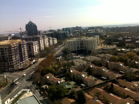 โจฮันเนสเบิร์ก, แอฟริกาใต้: City View