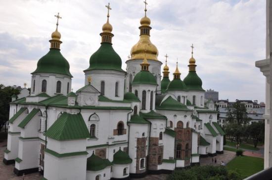 เคียฟ, ยูเครน: Saint Sophia