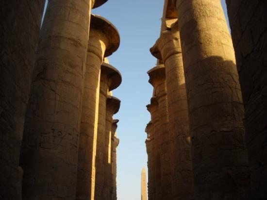 ฮูร์กาดา, อียิปต์: Karnaka Temple