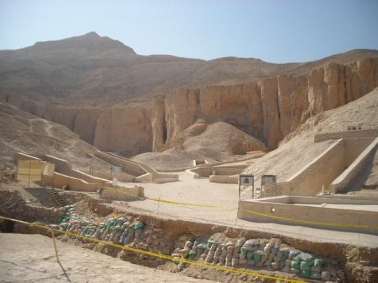 ฮูร์กาดา, อียิปต์: The valley of the Kings