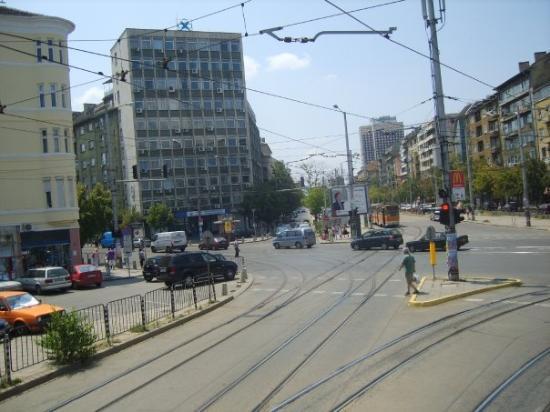 โซเฟีย, บัลแกเรีย: Streets of Sofia