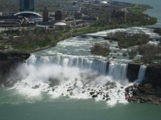 น้ำตกไนแอการา, แคนาดา: Niagara Falls, NY