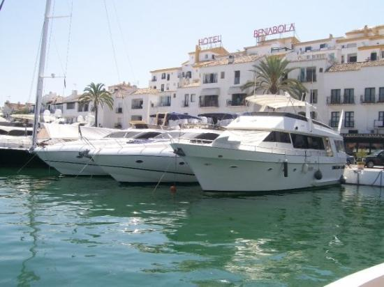 มาร์เบลลา, สเปน: Marina at Banus