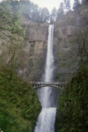 Multnomah Falls  18 April 2009