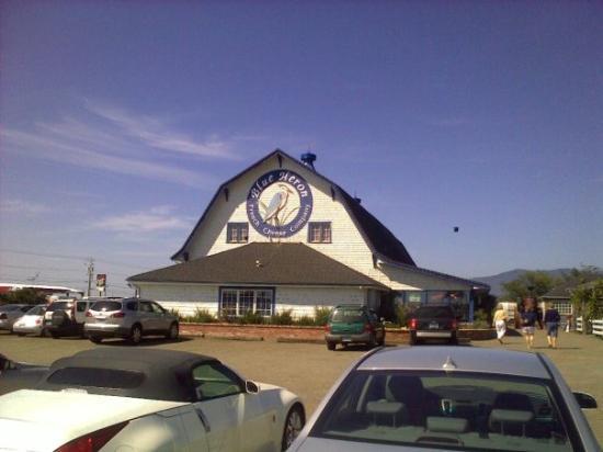 ติลลามุก, ออริกอน: The french cheese factory that doesn't produce cheese anymore