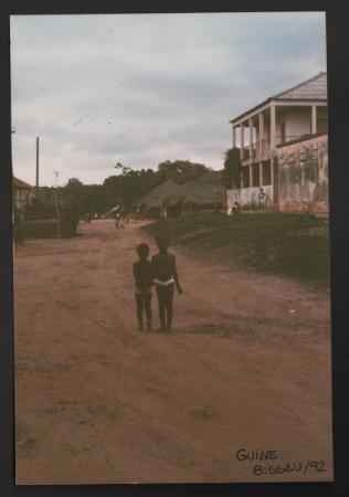 Guiné-Bissau, 1992.
