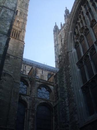 แคนเทอร์บิวรี, UK: Cathedral of Canterbury