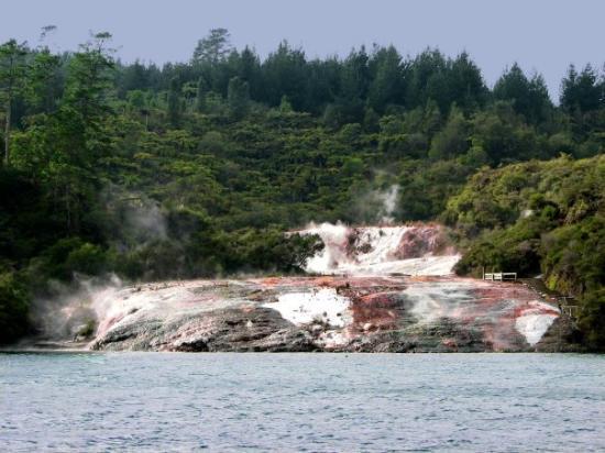 โรโตรัว, นิวซีแลนด์: Thermal Areas of Rotorua