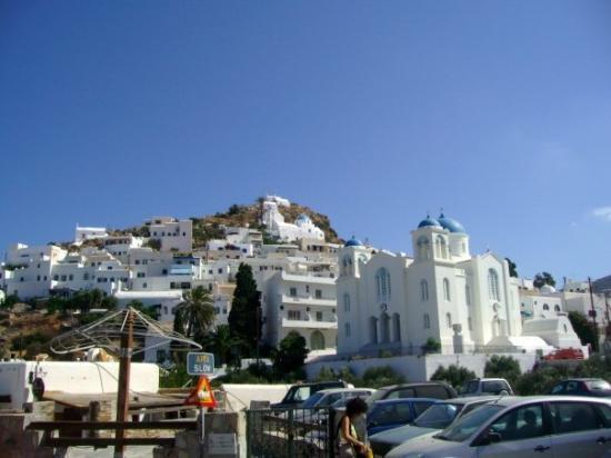 ไอออส, กรีซ: Chora, Ios, Grecia