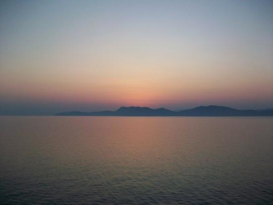 คูซาดาซี, ตุรกี: Sunset