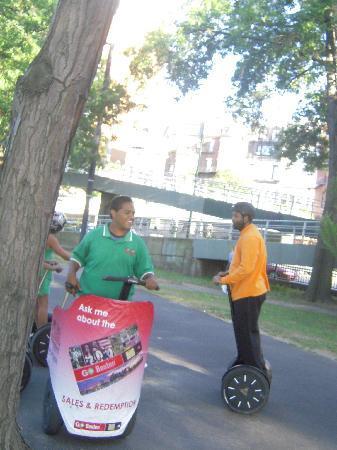 Boston Segway: Great Tours Guides