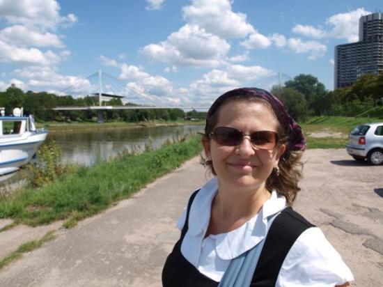 มันไฮม์, เยอรมนี: nekar river, mannheim