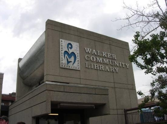 มินนิอาโปลิส, มินนิโซตา: Walker Community Library - uptown