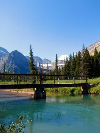 Glacier National Park, มอนแทนา: Grinnel Glacier, Glacier NP