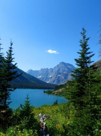 Glacier National Park, มอนแทนา: Lake Josephine, Glacier NP