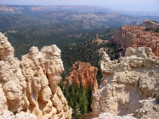 ไบรซ์แคนยอน, ยูทาห์: Bryce Canyon National Park, UT