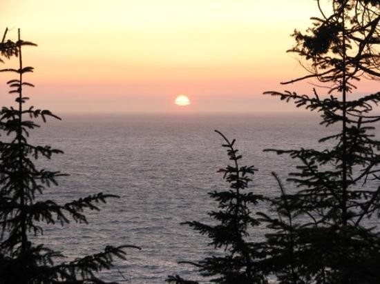 เซแกง, วอชิงตัน: Sequim, WA, United States San Juan de Fuca Strait
