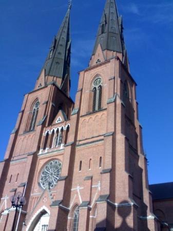 อุปซอลา, สวีเดน: Uppsala - duomo