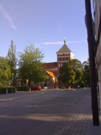 อุปซอลา, สวีเดน: Uppsala - vista