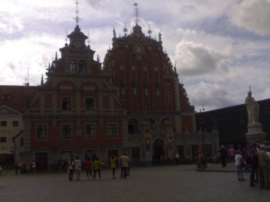 Riga Town Hall Square: Riga