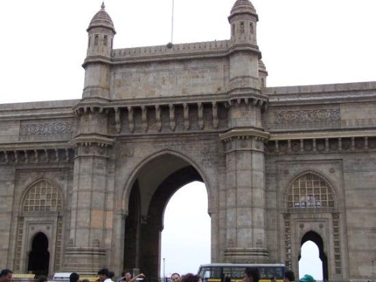 Gateway of India: Gateway to India, the first port to India