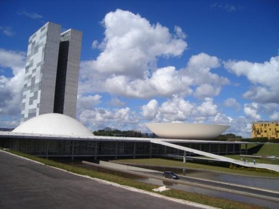 Congresso Nacional ภาพถ่าย