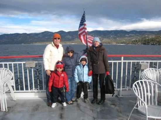 Lake Tahoe (California), แคลิฟอร์เนีย: MS Dixie II Cruise