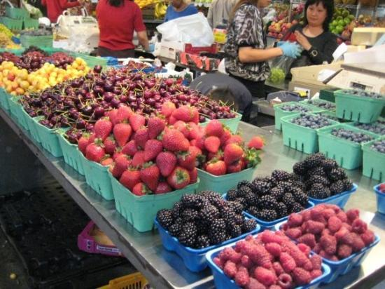Vancouver, Kanada: Beautiful fruit