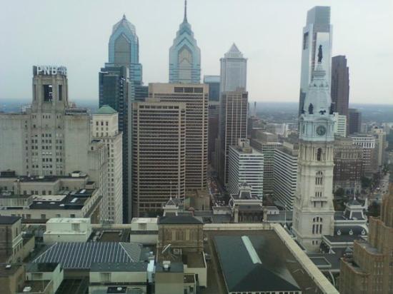 ฟิลาเดลเฟีย, เพนซิลเวเนีย: Philadelphia Sky!