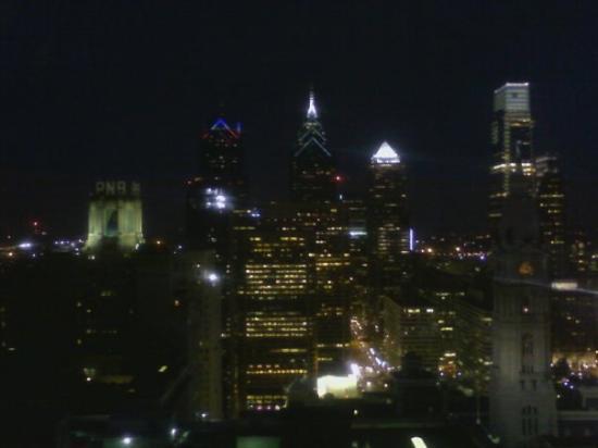 ฟิลาเดลเฟีย, เพนซิลเวเนีย: Philadelphia Night Sky!