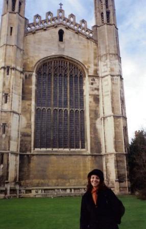 เคมบริดจ์, UK: Cambridge, England