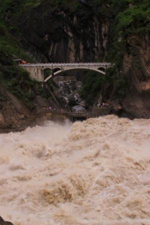 Tiger Leaping Gorge (Hutiao Xia) ภาพถ่าย
