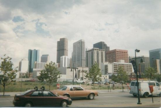 เดนเวอร์, โคโลราโด: Downtown Denver