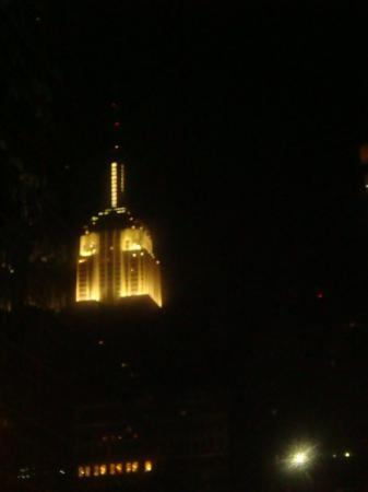 Empire State Building: there you are...been looking for you everywhere!