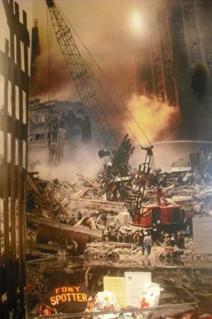 9/11 Tribute Museum: 911 memorial:(