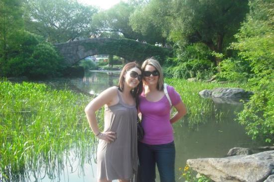 เซ็นทรัลปาร์ค: Central Park stroll...