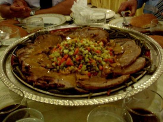ฟาซ, โมร็อกโก: the second course, heavenly meat