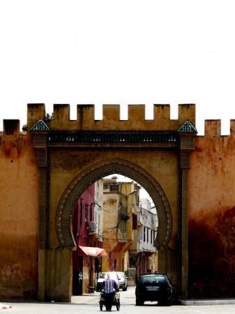 ฟาซ, โมร็อกโก: Meknes Medina Bab