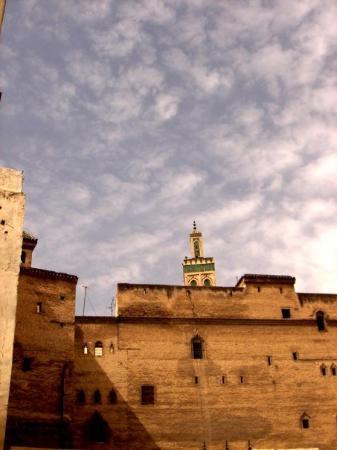 ฟาซ, โมร็อกโก: Fez Medina wall...13th Century
