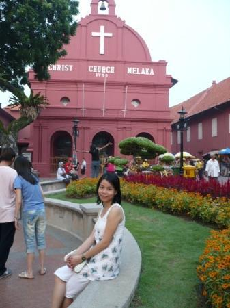 มะละกา, มาเลเซีย: Christ Church, Melaka