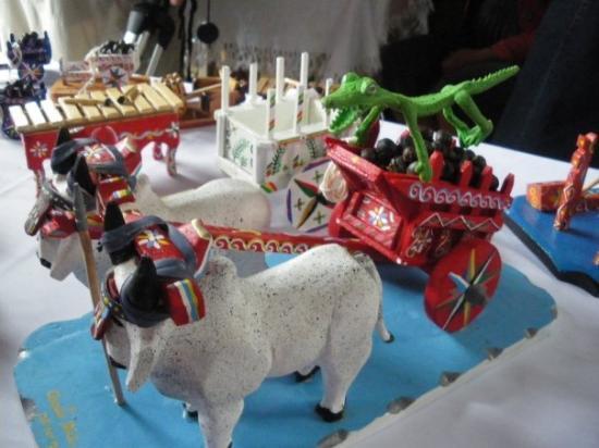 ซานราโมน, คอสตาริกา: Crazy Cajun...Ride those bulls!
