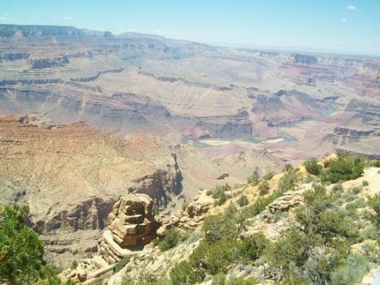 อุทยานแห่งชาติแกรนด์แคนยอน, อาริโซน่า: The Grand Canyon