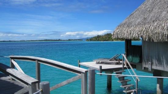 ตาฮิติ, เฟรนช์โปลินีเซีย: Bora Bora, French Polynesia