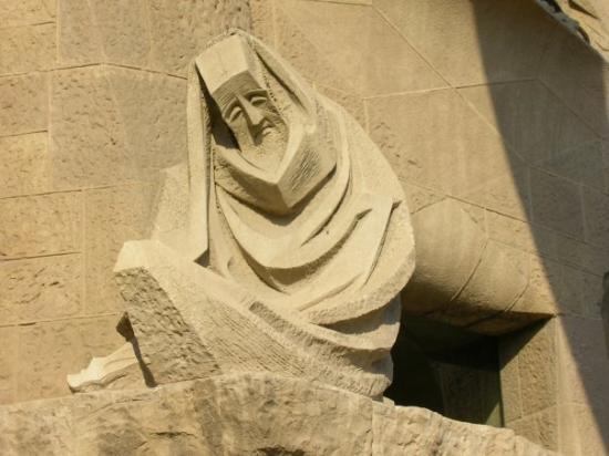 โบสถ์แห่งครอบครัวศักดิ์สิทธิ์: Sagrada Familia .. speachless..