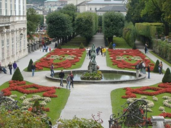ซาลซ์บูร์ก, ออสเตรีย: Salisburgo